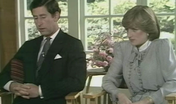 Princess Diana and Prince Charles before their royal wedding (Image Discovery ChPrincess Diana and Prince Charles before their royal wedding (Image Discovery Channel)annel)