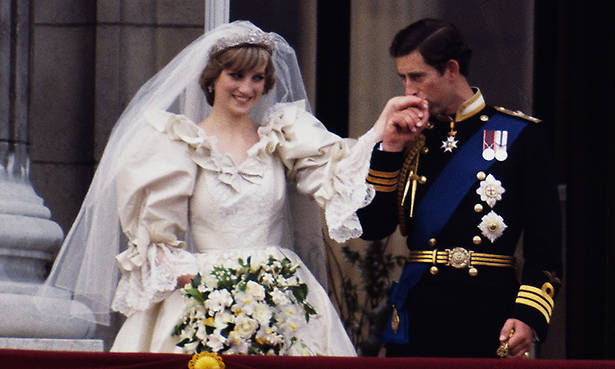 Princess Diana had a secret second wedding dress – details Photo (C) GETTY
