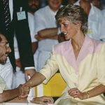 Princess Diana remembered Diana helped bust the AIDS stigma by shaking sufferers hands (Image Getty )