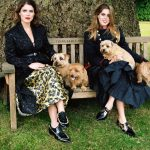 Princess Eugenie and Beatrice in Vogue The two sisters look stunning (Image SEAN THOMAS)