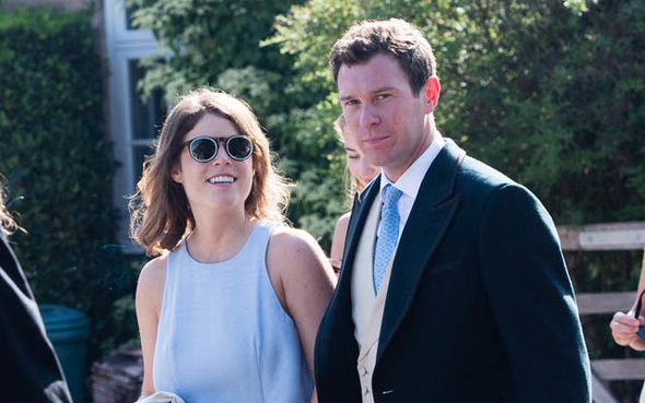 Princess Eugenie and James Brooksbank will get married this October (IPrincess Eugenie and James Brooksbank will get married this October (Image GETTY)mage GETTY)