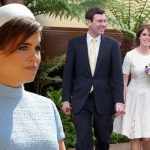 Princess Eugenie has revealed her wedding will be plastic free (Image Getty Images)
