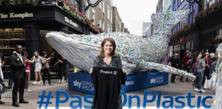 Princess Eugenie is a big advocate for sustainability, supporting many charities (Image Getty Images)