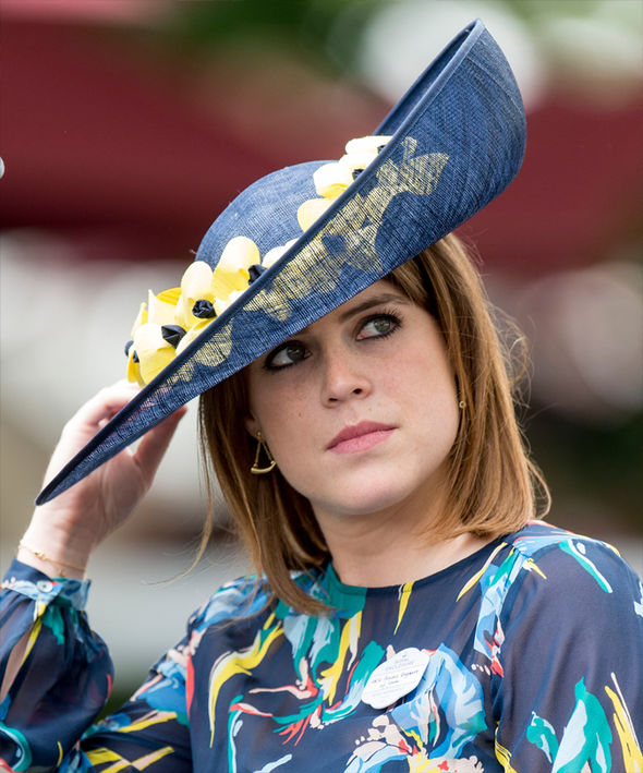 Princess Eugenie news Wedding guests will head to a marquee in the back garden of the Royal Lodge (Image GETTY)