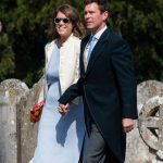 Princess Eugenie will be down the aisle next when she marries in a couple of months time. Photo Getty