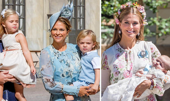 Princess Madeleine's children may soon lose their royal titles if they break this Swedish royal rule (Image GETTY)