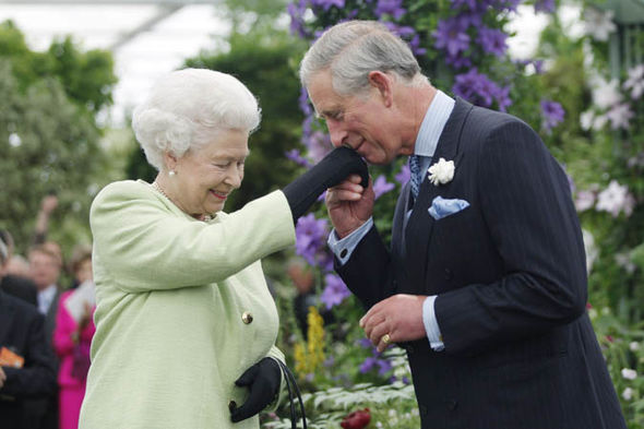 Queen Elizabeth 2 reign The country will go into mourning when the monarch dies (Image Getty )