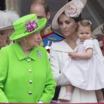 Queen Elizabeth and Princess Charlotte also have certain habits in common (Image GettyImages)