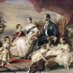 Queen Victoria had nine children in total, and Albert convinced her it was her royal duty (Image GettyImages)