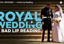ROYAL WEDDING — A Bad LROYAL WEDDING — A Bad Lip Readingip Reading
