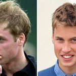 Royal family news Prince William photographed when he was younger (Image GETTY)