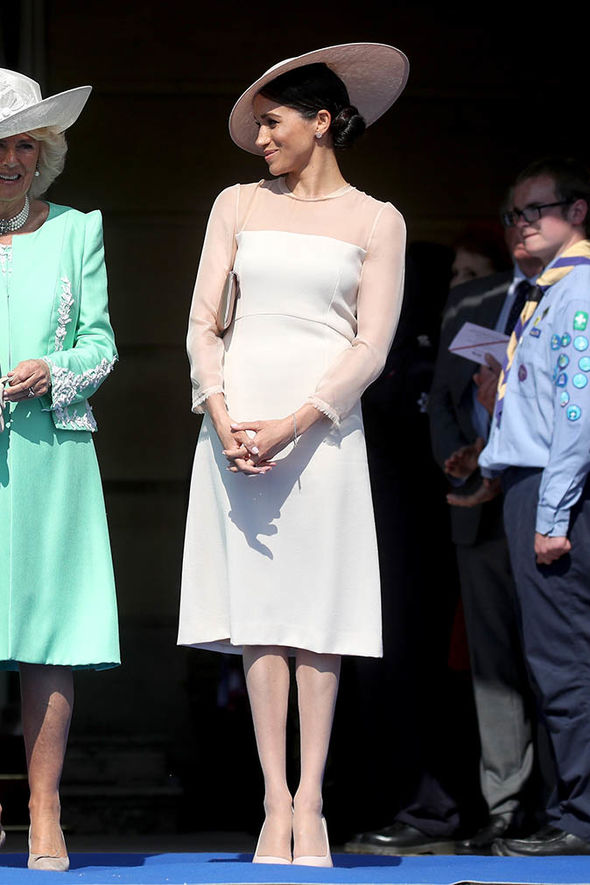 Royal fashion rules All female royals must wear tights in public (Image Getty )