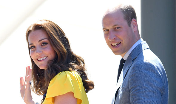 Royal news Kate and William (pictured at Wimbledon last month) call each other endearing nicknames (Image GETTY)