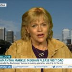 Samantha Markle could be getting her own TV show [ITV]