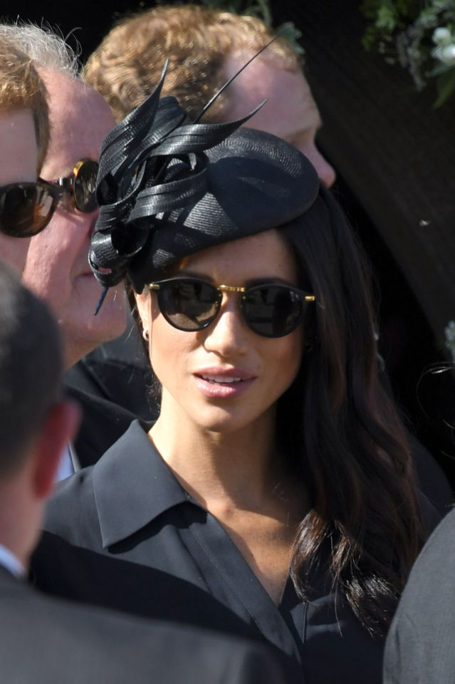 Samantha trolled Meghan on her birthday. Photo Getty