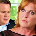 Sarah Ferguson exploded and stormed out of an interview with Australia's 60 Minutes (Image CHANNEL NINE•60 MINUTES AUSTRALIA)