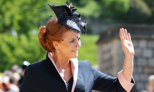 Sarah Ferguson has been praised for her huge heart following latest appearance Photo (C) GETTY