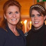 Sarah Ferguson with her other daughter Princess Eugenie, who is getting married in October this year (Image GETTY)