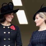 She is also expected to attend royal gatherings including on Remembrance Day Photo (C) GETTY