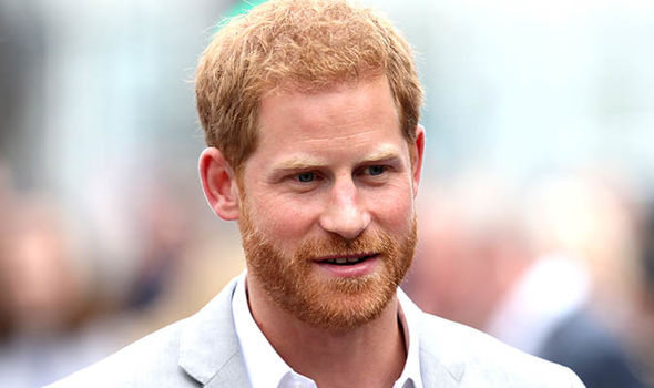 Some of Prince Harry's friends call him 'Potter' (Image GETTY)