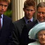 The Queen Mother reportedly left more money to Prince Harry (Image GETTY)