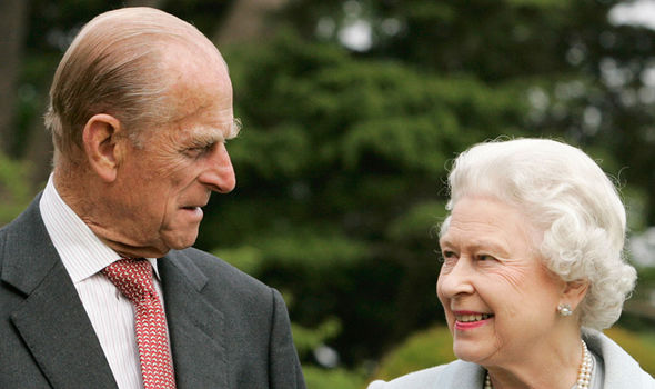 The Queen and Prince Philip married in 1947 (Image GETTY )