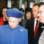 The Queen's doctor, Peter Fisher, is killed in a road accident Photo (C) GETTY