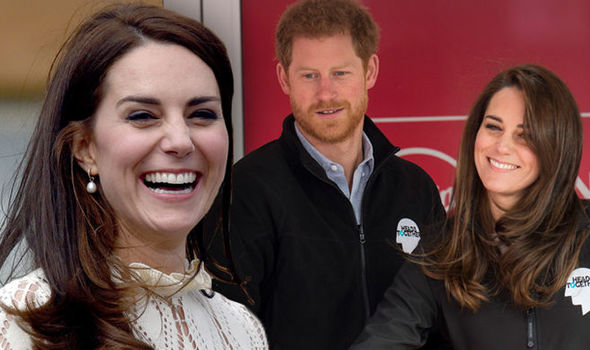The Royal Family have lost of nicknames for each other, with Harry having a special one for Kate (Image Getty Images)