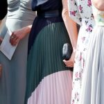 The duchess' dress retails for $450. Photo Getty