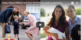 The pair are incredibly modern royal parents