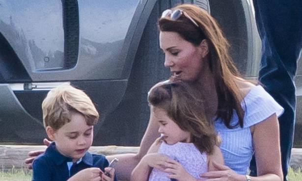 The reason Kate's maternity leave is different with youngest son Prince Louis Photo (C) GETTY