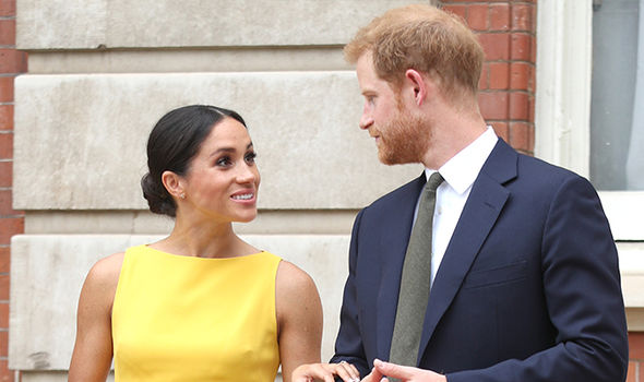 Only Queen Elizabeth and Prince William have been informed of Meghan and Harry's honeymoon location (Image Getty)