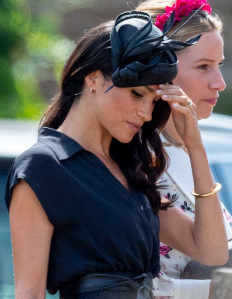 The stress of royal life is reportedly already taking a toll on Meghan leaving her trip to Australia in doubt, according to New Idea. Source Getty