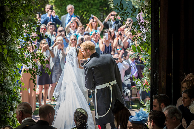 This week marks 100 days since the royal wedding Photo (C) GETTY