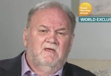Thomas Markle has given a series of interviews in the UK (Image ITV)