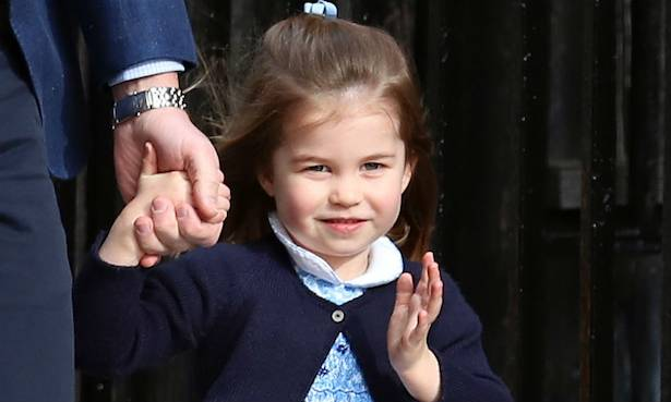 Why 2019 will be a very special year for Princess Charlotte Photo (C) GETTY
