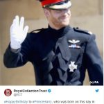 0 Prince Harry Photo (C) TWITTER