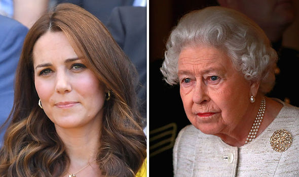 The Royal Family expects the utmost care and attention when at home and abroad (Image GETTY)