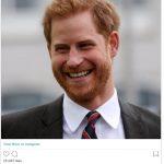 1 Prince Harry Photo (C) TWITTER