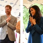 Prince Harry and Meghan have started to mirror each other's moves PhPrince Harry and Meghan have started to mirror each other's moves Photo (C) GETTYto (C) GETTY