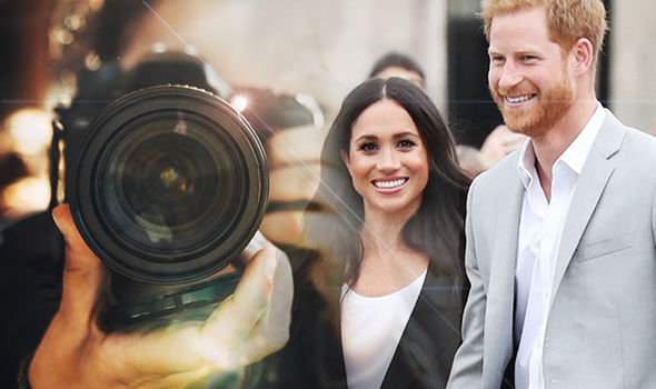 A Royal photographer has said Prince Harry has changed since marrying Meghan Markle (Image GETTY)