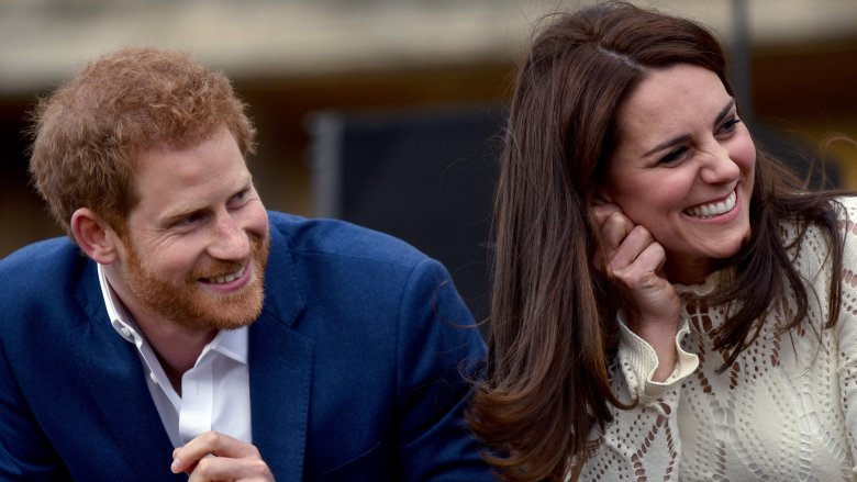 Are Prince Harry and Kate BFFs Photo (C) GETTY