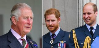 Both young princes have publicly spoken in glowing terms of their father (Image GETTY)