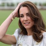 Camilla gave Kate a beautiful personalised charm bracelet Photo (C) GETTY