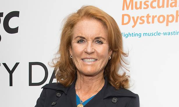 Countdown is on! Sarah Ferguson steps out one month before Princess Eugenie's wedding Photo Countdown is on! Sarah Ferguson steps out one month before Princess Eugenie's wedding Photo (C) GETTY(C) GETTY