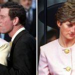 Diana and Charles' marriage came tumbling down after this moment, Mr Edwards said (Image GETTY)
