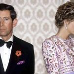 Diana and Charles pictured in North Korea, where Mr Edwards said their relationship was over (Image GETTY)