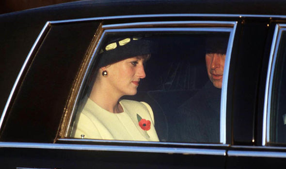 Diana and Charles separated just a few months after their Korea tour (Image GETTY)