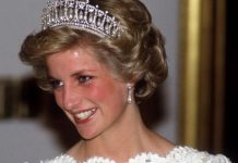 Diana would have been present at Prince Harry's royal wedding to Meghan Markle if she had worn a sea (Image GETTY)