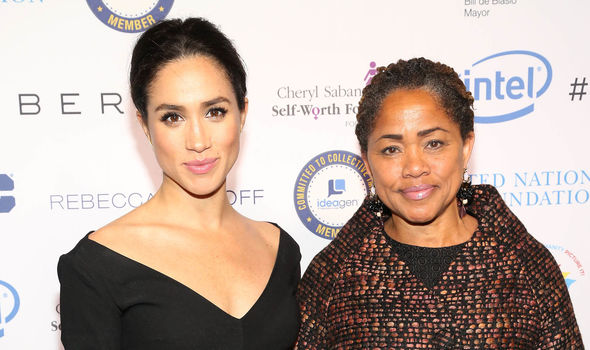 Doria Ragland is expected to move to the UK to be closer to Meghan (Image GETTY)